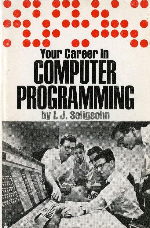 your career in computer programming
